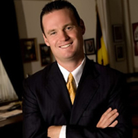 Mayor Luke Ravenstahl