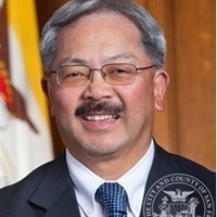 Former Mayor Edwin M. Lee